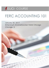FERC Accounting 101 Courses Brochure
