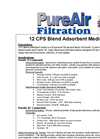 PureAir - CPS Blend Adsorbent Media - Brochure