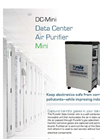 PureAir - Model DC-Mini - Data Center Air Purifier - Brochure