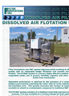 Dissolved Air Floatation Systems Brochure (PDF 9.50 MB)