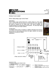 Relay Control Panel Brochure (PDF 263 KB)