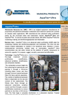 WRI - AquaTex™ Ultra - Advanced Water Purification (AWP) Plant - Brochure