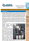 WRI - AquaTex™ AO - Advanced Water Purification (AWP) Plant - Brochure