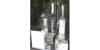 WRI - Model AquaTex™ MBR - Advanced Water Purification (AWP) Plant