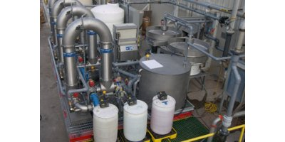 WRI - Model AquaTex™ Ultra - Advanced Water Purification (AWP) Plant