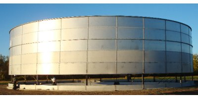 Non-Potable Water Storage Tanks