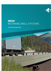 Mesa Systems Overview Brochure