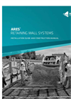 ARES - Retaining Wall Systems Brochure
