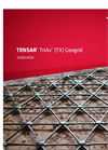 Tensar - Model TriAx (TX) - Geogrids Brochure