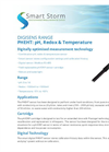 High Accuracy Digital Water Quality Sensors Brochure