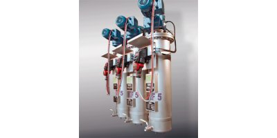 ViscoFil - Model 5 - Automatic Backwash Filters