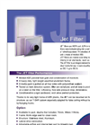 JET Series - Terminal Duct Filters Brochure