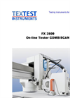 FX 3500 On-line Tester COMBISCAN Brochure