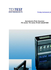 FX 3250/FX 3255 PICK COUNTER Leaflet
