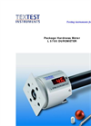DUROMETER L 5700 Package Hardness Meter Brochure