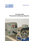 FX 3300-PNA - Pneumatic Clamping Assembly Brochure