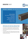 DS Series Diesel Smoke Air Cleaning Systems & Fumes Brochure