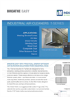 IndMaid - Model AZTech T-3000 - Industrial Air Purifiers - Brochure