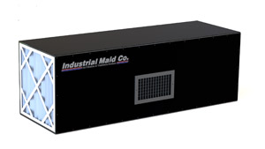 IndMaid - Model AZTech T-3000 - Industrial Air Purifiers