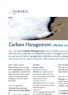 Carbon management course