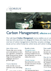 Carbon Management Training Brochure