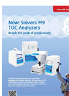 Sievers M9 TOC Analyzers Brochure