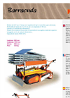 Barracuda - Walk Behind Beach Cleaner Brochure