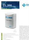 Unitec - Model ETL3000 - Multiparametric Units Datasheet