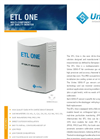Unitec - Model ETL One - Multiparametric Units Datasheet