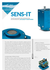 Unitec - Model SENS-IT - Gas Sensors Datasheet