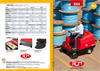 Model R850 - Sweeper Machine for Medium Areas Brochure