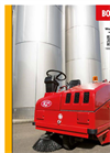 Boxer - Sweeper Machine for Big Areas Brochure
