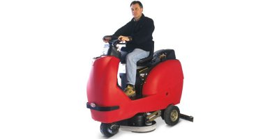Drive - Scrubber Drier for Medium Areas