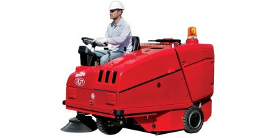 Mille - Sweeper Machine for Big Areas