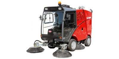 Patrol - Suction Street Sweeper