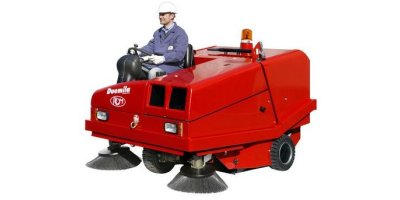 Duemila - Sweeper Machine for Big Areas