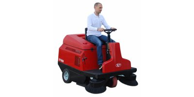 Model R850 - Sweeper Machine for Medium Areas