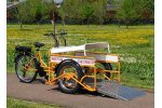 Zero  - Ecological Urban Micro Street Sweeper