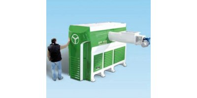 Tecnofer - Model APF 400 - Agglomerator for Plastic Films