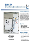 Model E.DOC-TH - Dynamic Oxidation Chamber with Thermal Abatement - Datasheet