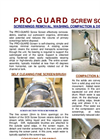 PEI Pro-Guard - Screw Screen Datasheet