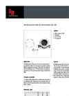 Model OPH - Oscillating Piston Meters Brochure