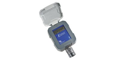 Badger Meter E-Series - Submersible Cold Water Stainless Steel Ultrasonic Flow Meter