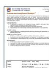 Stormwater Compliance Manager Oct 22-23 2015 Brochure