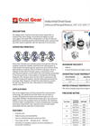 Industrial Oval Gear Meters Products Datasheet