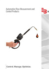 Automotive Products Brochure