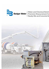 Water and Chemical Batching - Concrete Meter Overview Brochure (INC-BR-00424-EN)