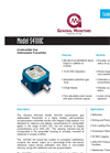 Bernt - Model S4100C - Combustible Gas Addressable Transmitter - Brochure