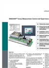 DISOCONT® Tersus Measurement, Control and Supervisory System - Data Sheet