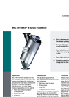 MULTISTREAM® B Solids Flow Meter - Data Sheet